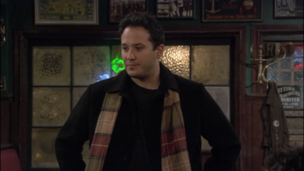 [Joe Nieves as Carl MacLaren on How I Met Your Mother]