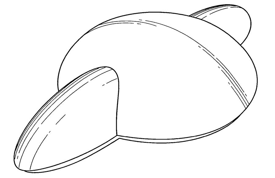 google-patents-ham-dog-bun