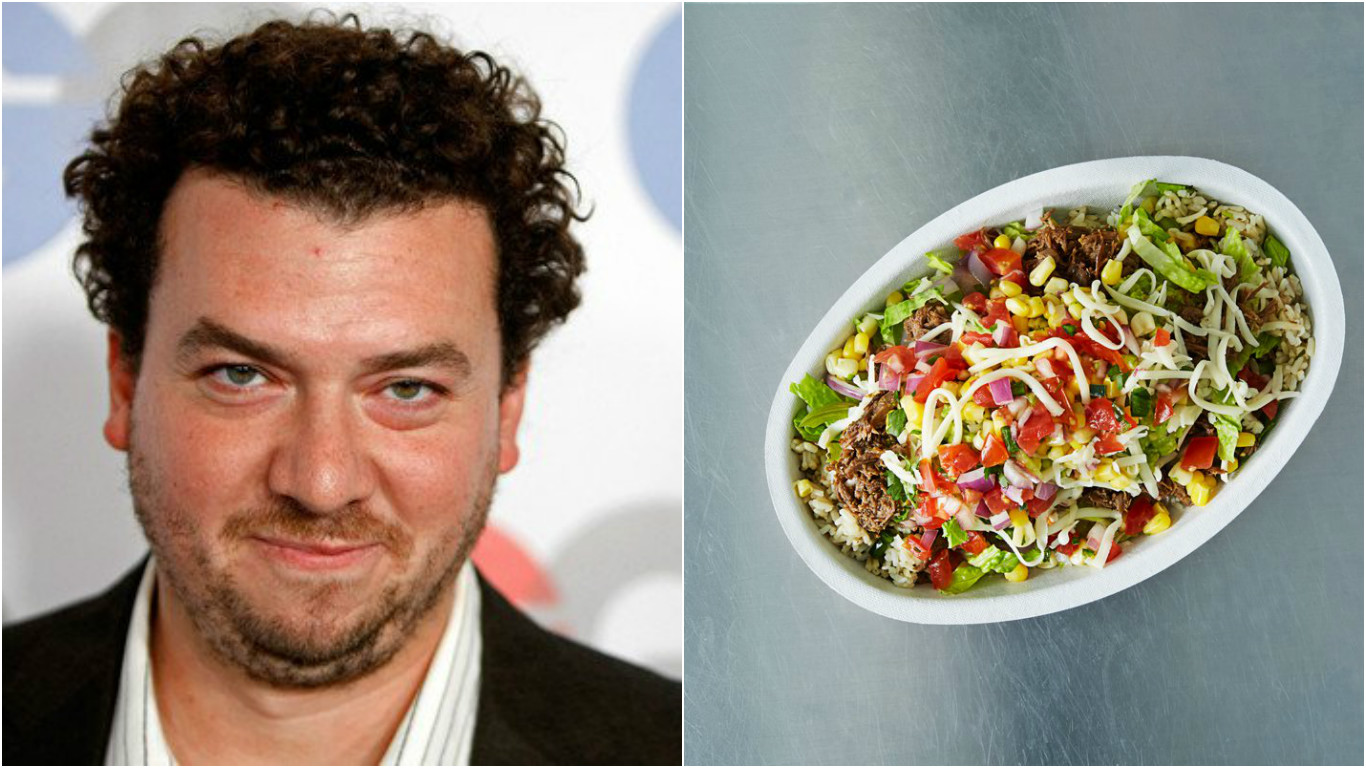 Danny McBride Said Salmonella Wouldn't Stop Him From Eating Chipotle