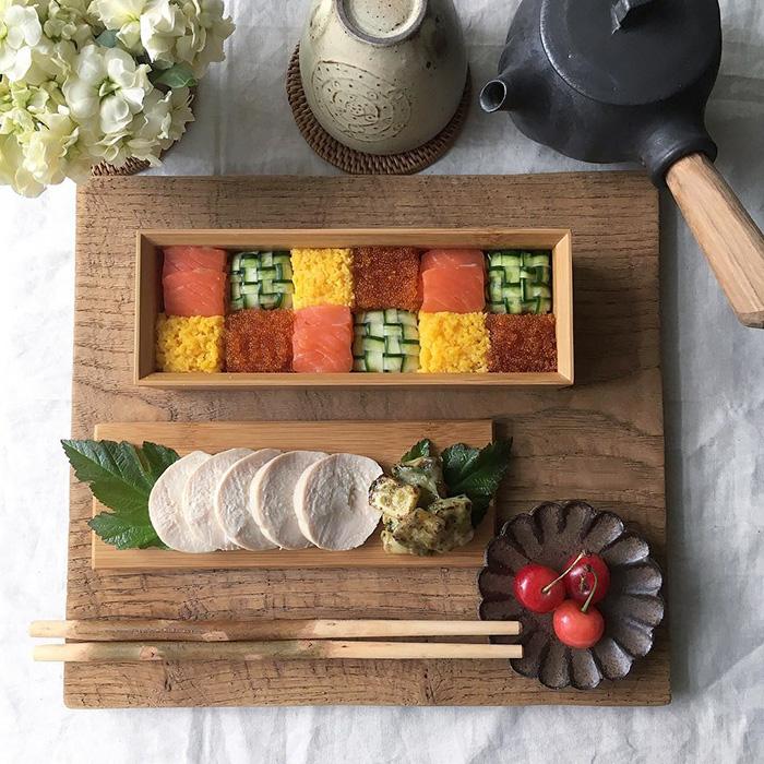 Mosaic Sushi 1