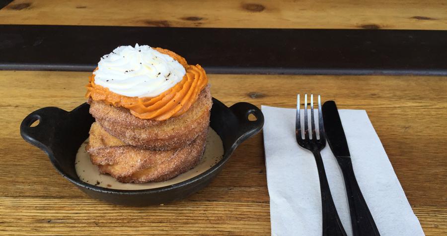 pumpkin-spice-latte-cruller