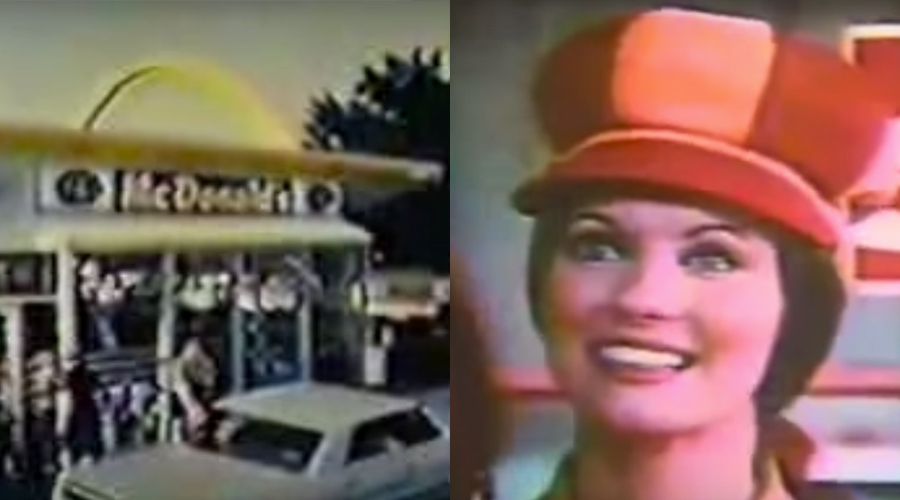 15 Vintage Fast Food Commercials That Take You Back To The Good 'Ol Days