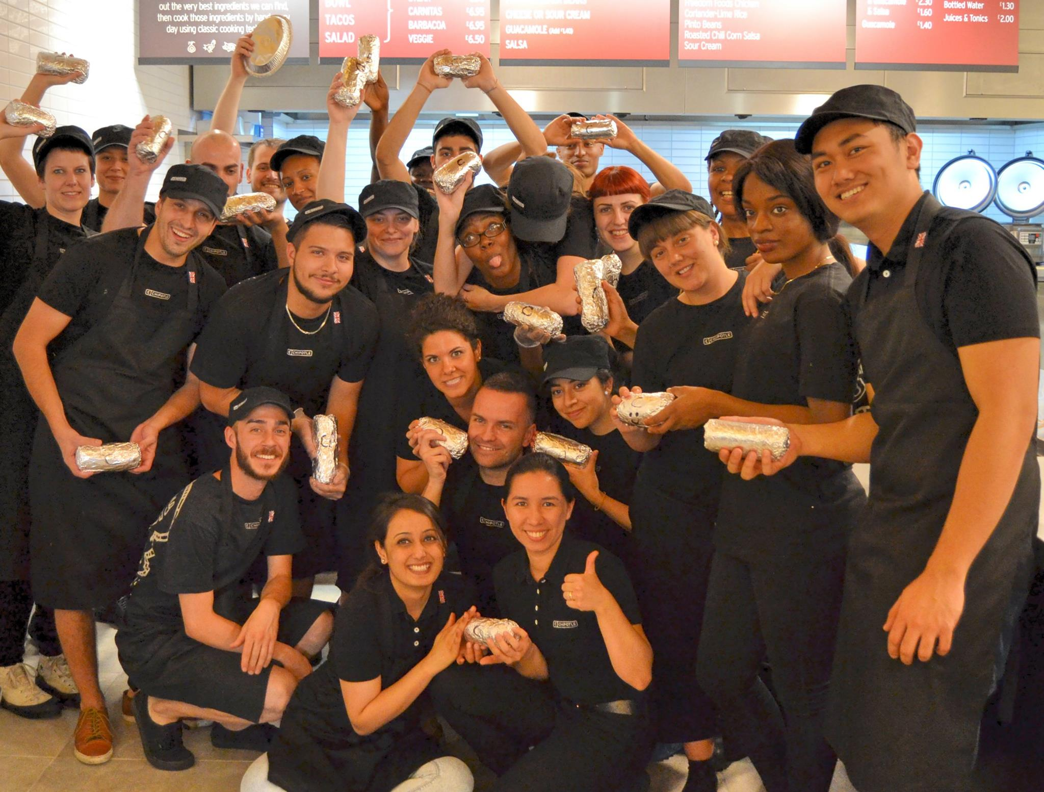 Chipotle Allegedly Threw 'Parties' Where Off-The-Clock Workers Cleaned For Free