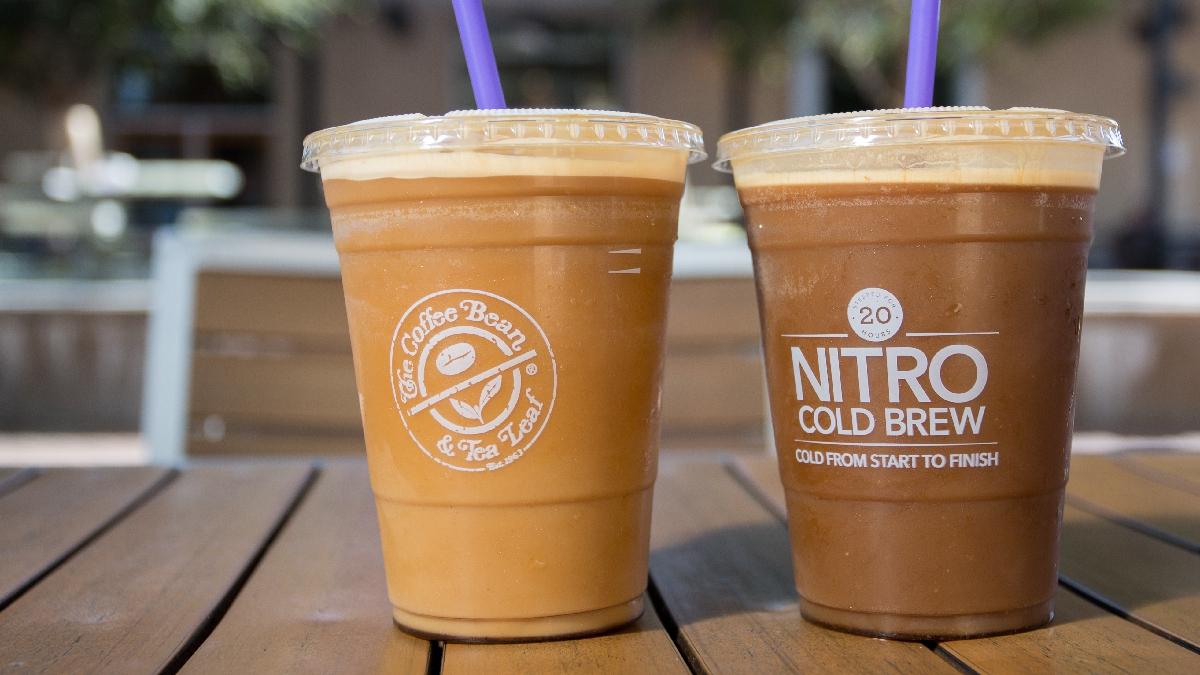 Secret Menu Alert How To Order A Pumpkin Spice Nitro Latte