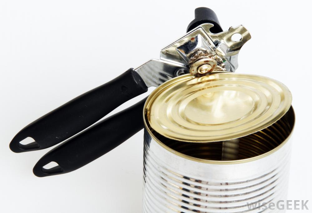 silver-can-and-can-opener