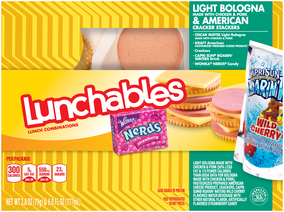9 Throwback Facts About Lunchables To Make You Super Nostalgic on oscar meyer logo