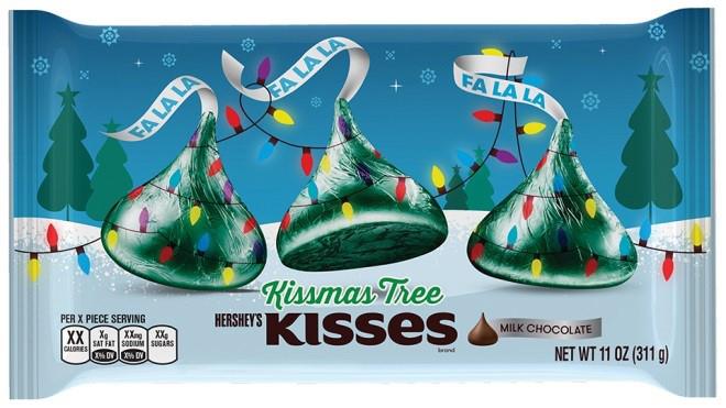 kissmass-trees