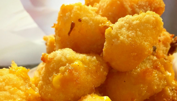 mcdonalds cheese curds