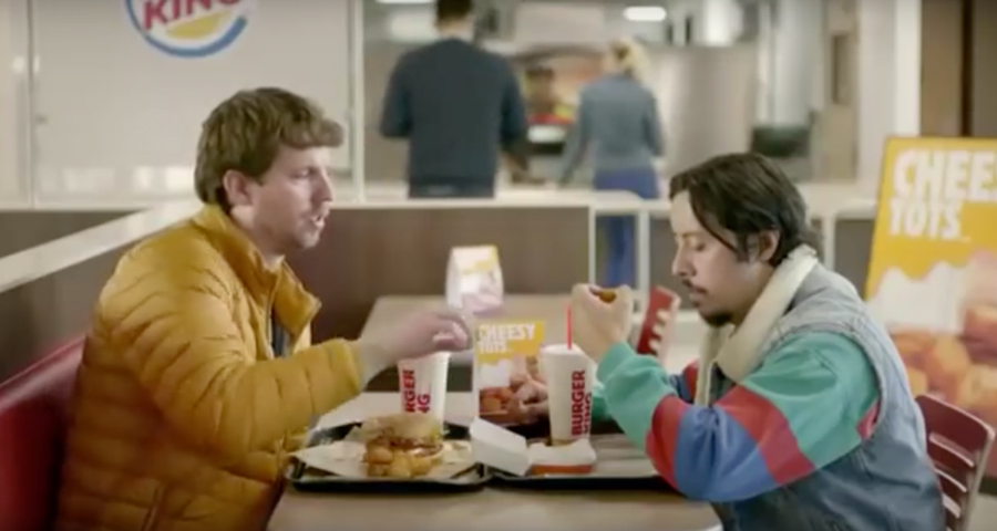 Burger King Reunited The Stars Of 'Napoleon Dynamite' Over Some Cheese Tots