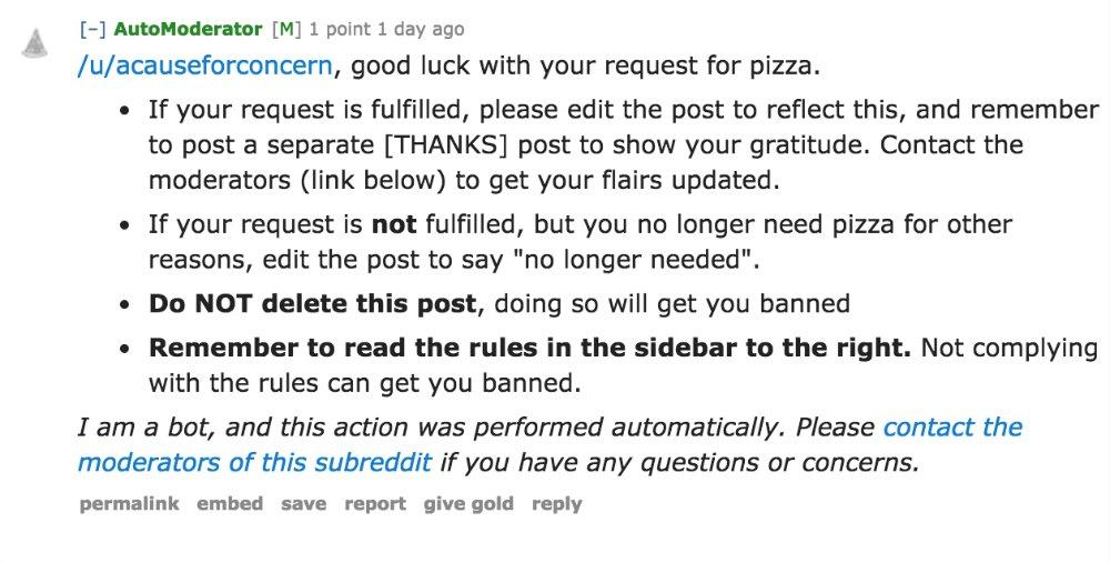 redditpizzarules