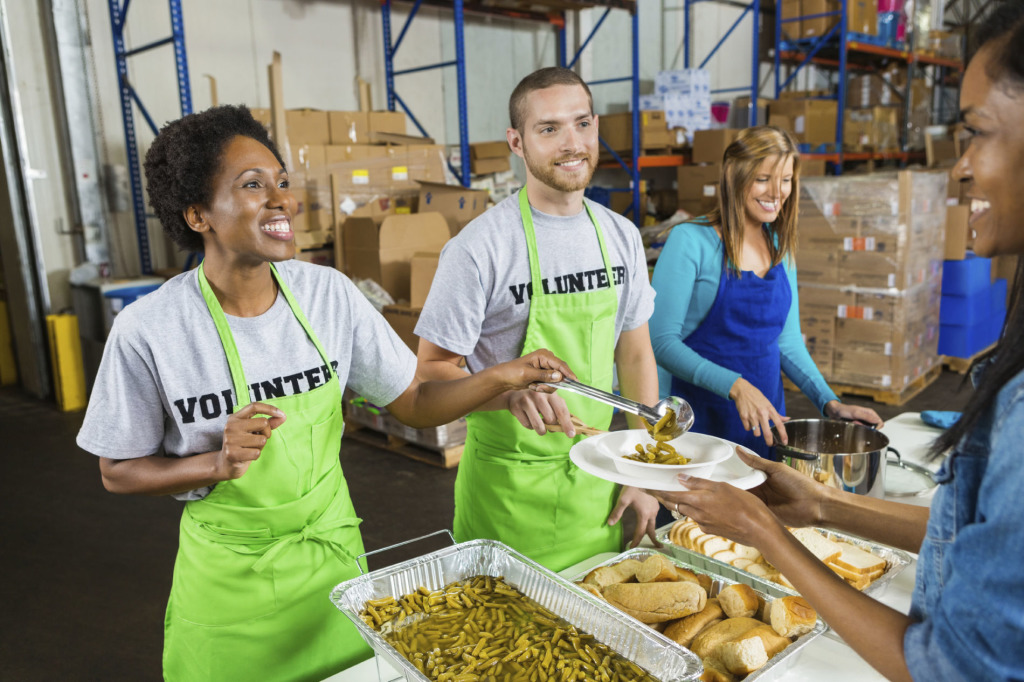 How To Volunteer At A Food Kitchen Without Seeming Self Righteous