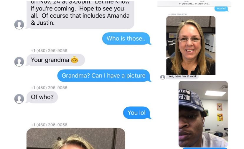 This Grandma Sent The Wrong Person A Thanksgiving Invite, Now Stove Top Is Giving Them Free Stuffing