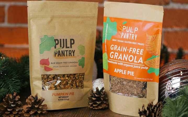 This Holiday Pie Granola is Delicious And Tackles Food Waste Issues