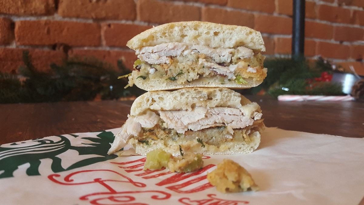Take Holiday Dinner On The Go With These New Starbucks Sandwiches