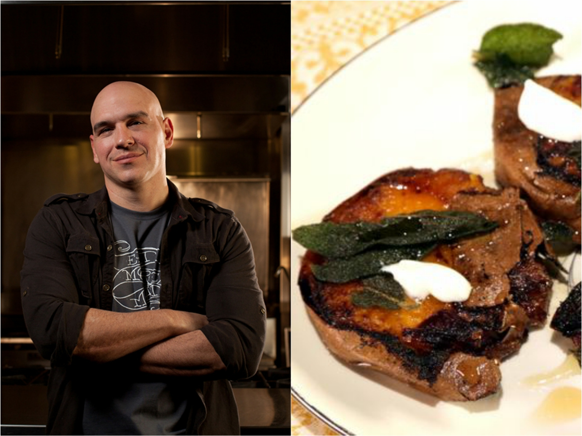 Michael Symon On Sweet Potatoes Being Your Thanksgiving Centerpiece