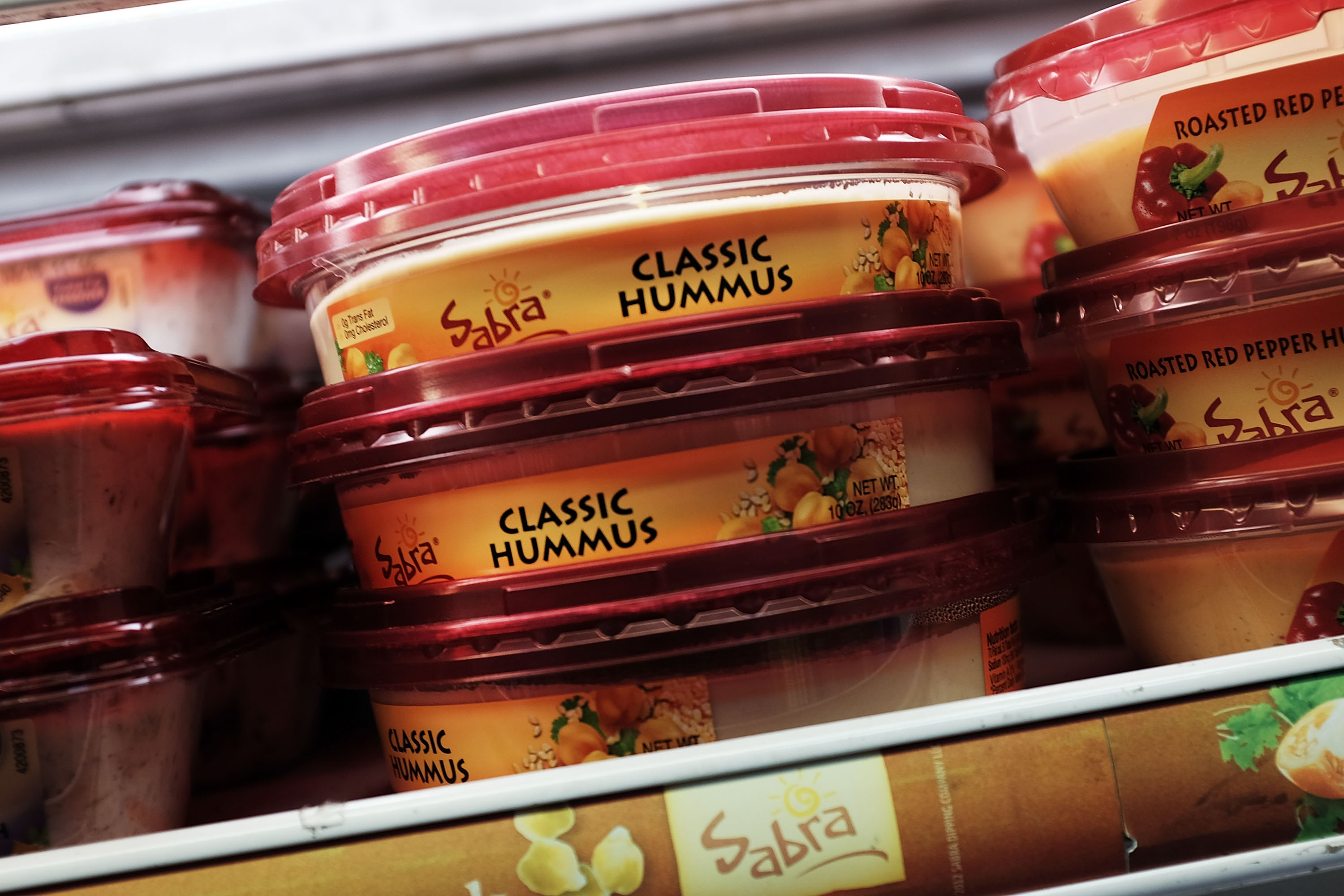 Sabra Hummus Just Recalled Nearly Every One Of Their Products