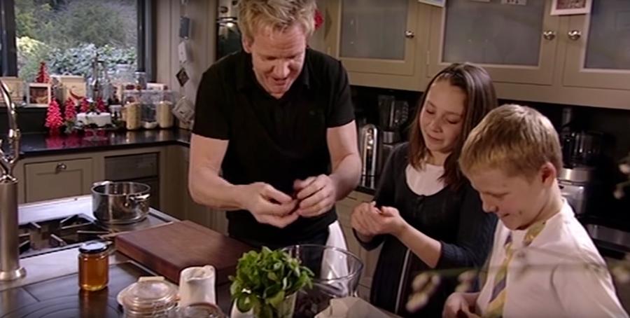 Gordon Ramsay Makes 3 Holiday Recipes He Enjoys At Home With Family
