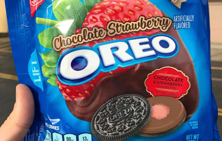 Chocolate Strawberry Oreos Just Made Our Shopping List
