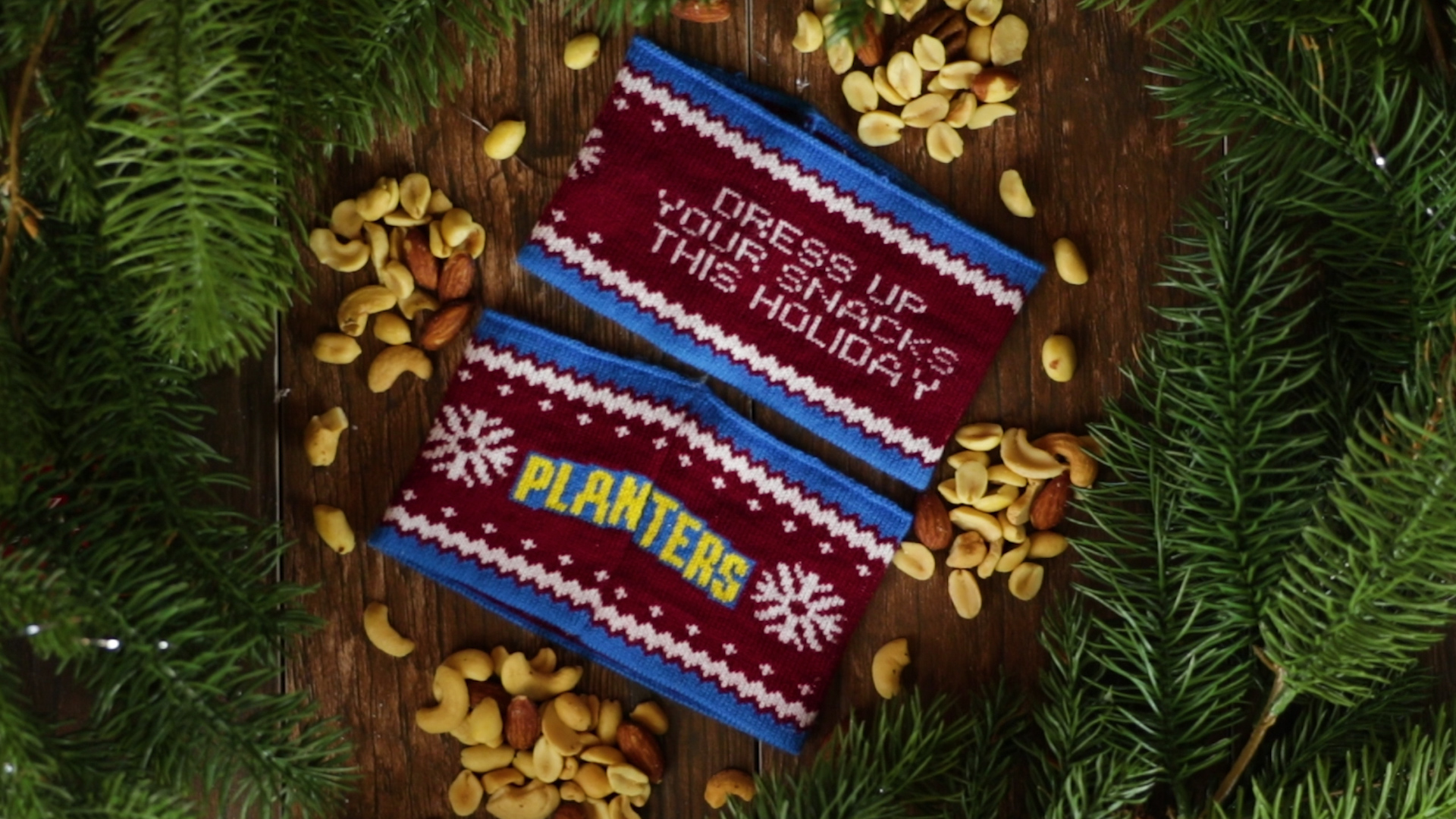 These Hilarious 'Snack Sweaters' Will Keep Your Munchies Warm This Holiday