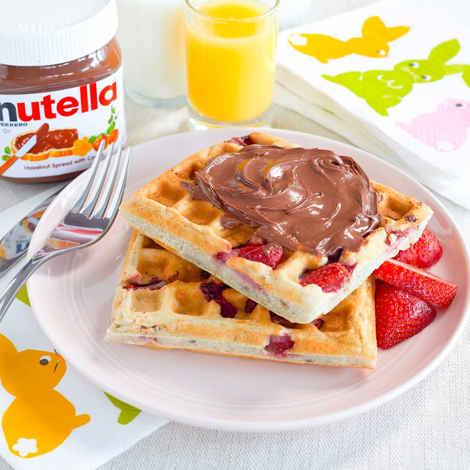 Stores Are Pulling Nutella After Report Links It To Cancer