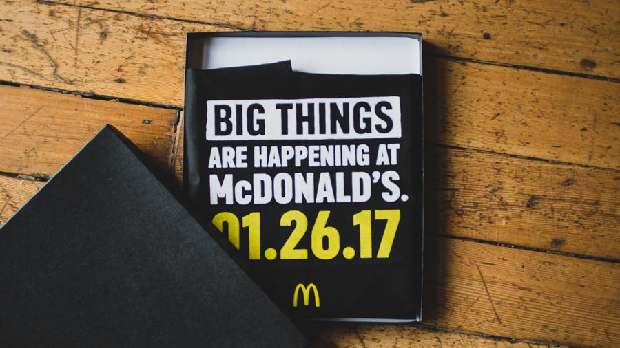McDonald's Hints MAJOR Reveal Next Week, So We Made A Few Guesses