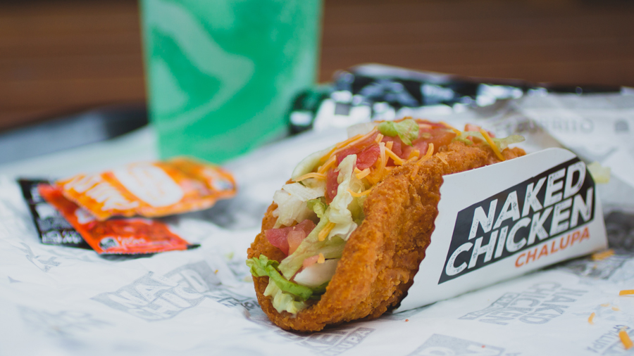 Heres Exactly What Taco Bells New Naked Chicken Chalupa