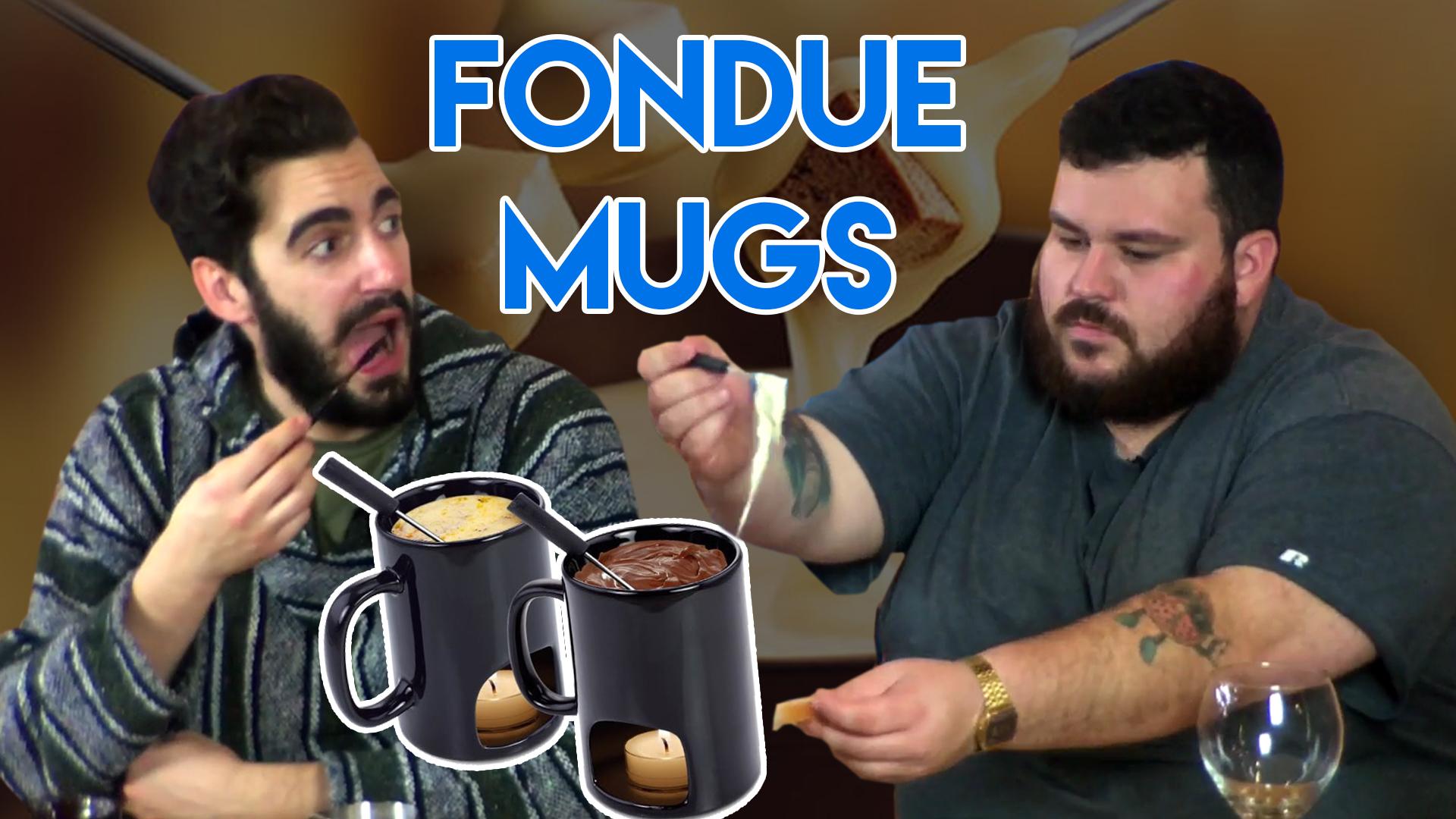 Unboxed - Fondue Mugs
