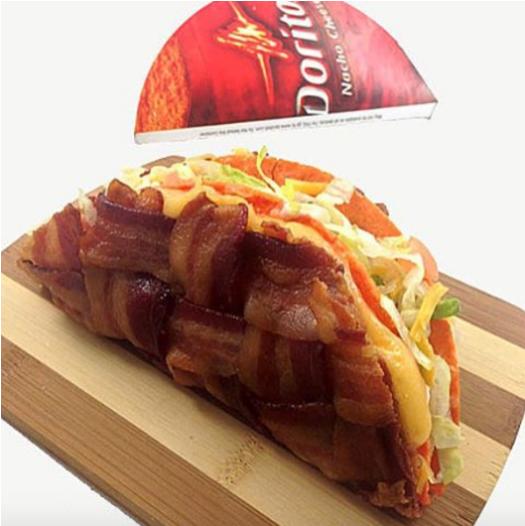 bacondoritolocotaco