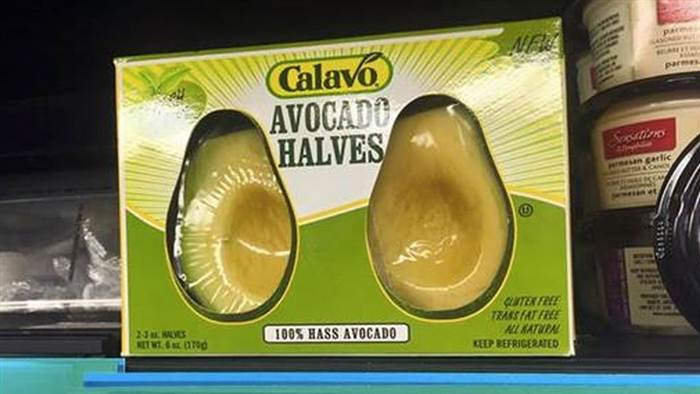 The Internet Is Flipping Out Over These Pre-Peeled, Pre-Halved Avocados