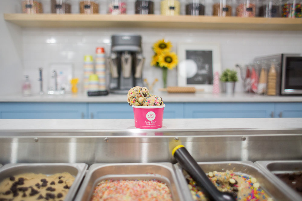 Cookie Dough Cafe In New York