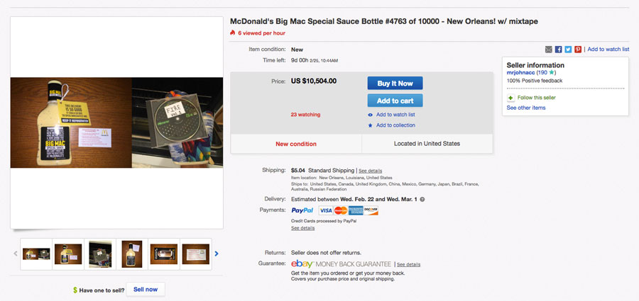 BigMacSauce-Mixtape-Ebay