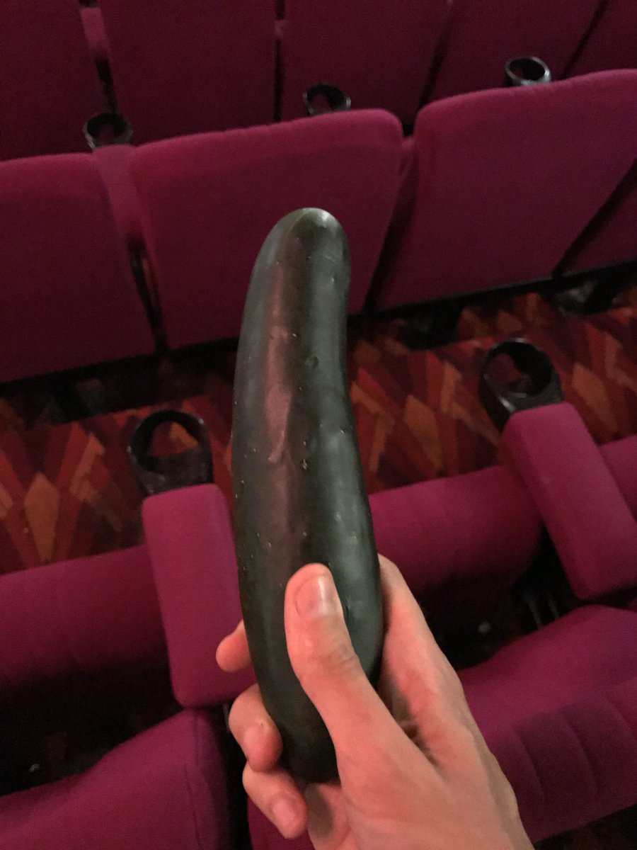 Ushers Keep Finding Cucumbers At '50 Shades Darker' Showings