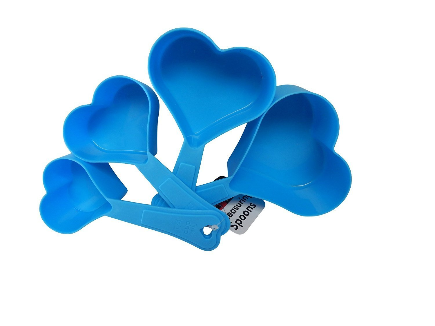 Heartshaped Measuring cups