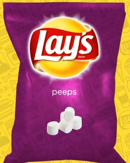 Peeps-lays
