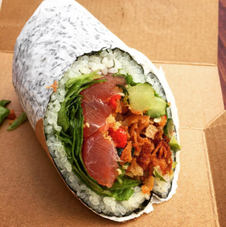 We're Drooling Over These 12 Best Fusion-Style Burritos