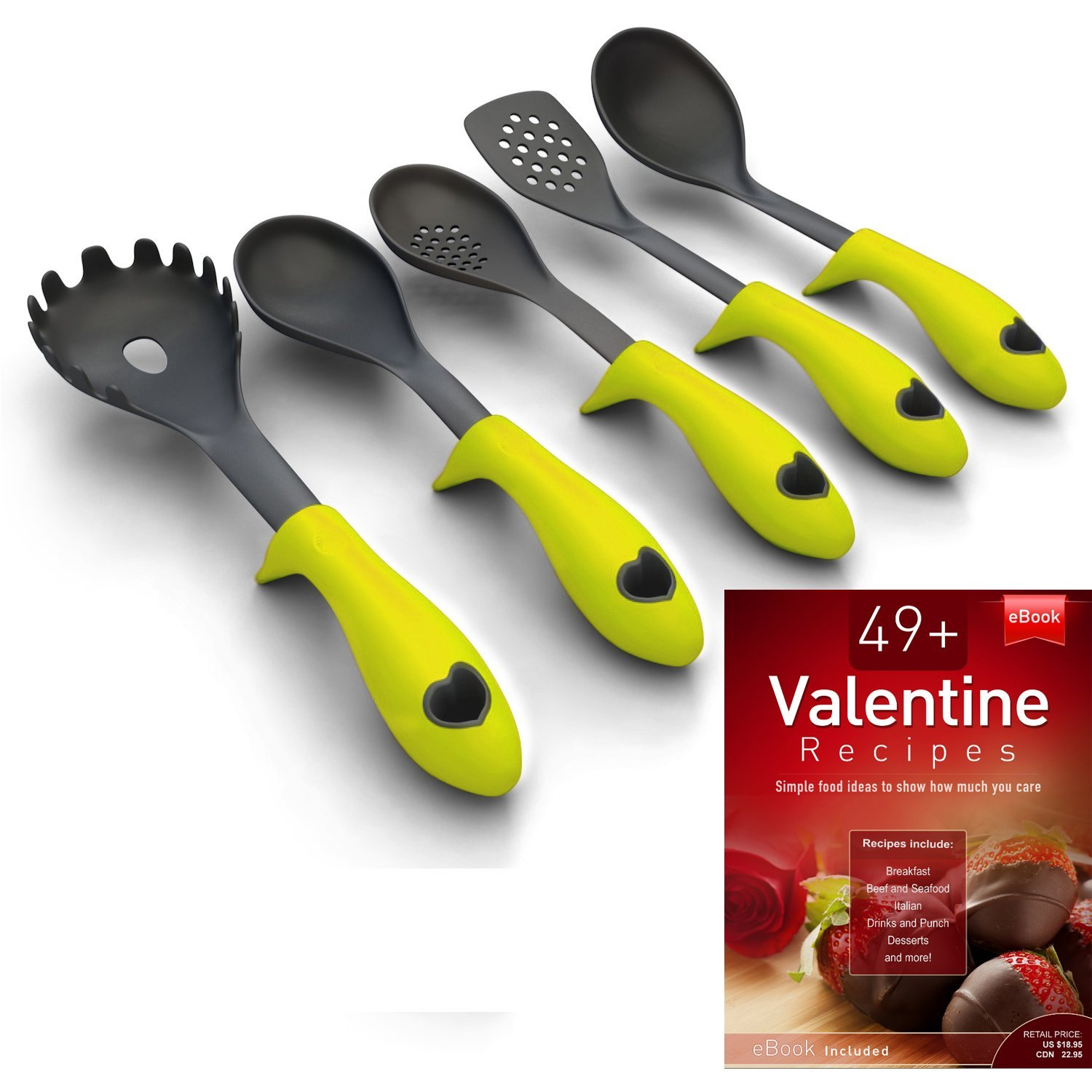 Vday Cooking set