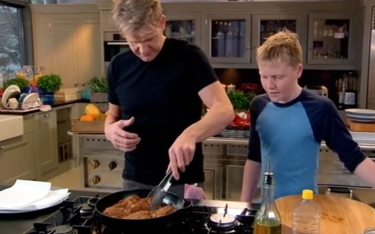 recipe: buttermilk fried chicken gordon ramsay [10]