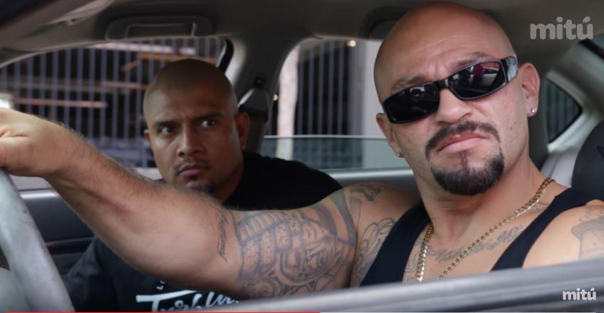 mitu-gangster