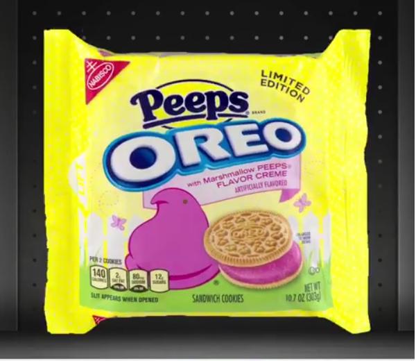 PEEPS OREOS Are On Their Way To Walmart