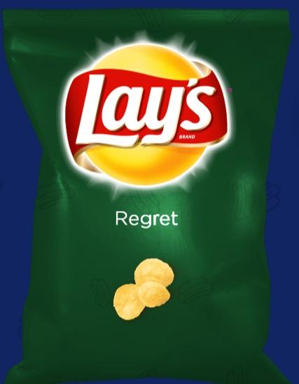 regret-lays