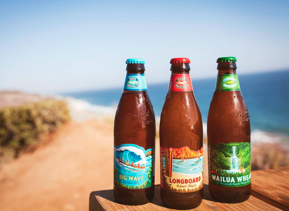 Kona Brewing Co. Accused of Being Phony, Gets Sued
