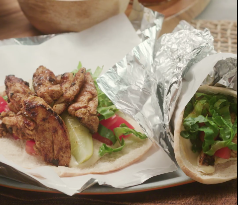 Food Network S Shortcut Chicken Shawarma Is A Middle Finger To Authentic Shawarma Lovers