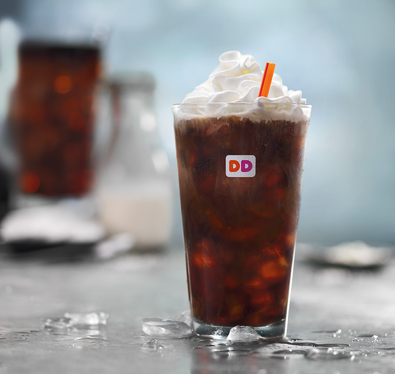 sweet and salted cold brew