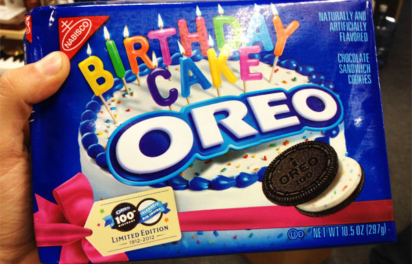 Birthday Cake Oreos Are Real Heres Everything You Need to Know