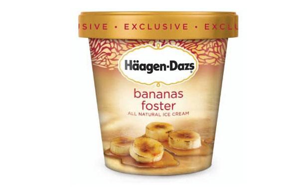 Häagen-Dazs Brings Back the Bananas Foster Flavor