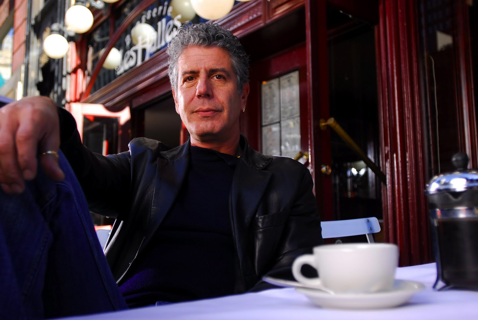 Anthony Bourdain Has No Reservations About Cannibalism
