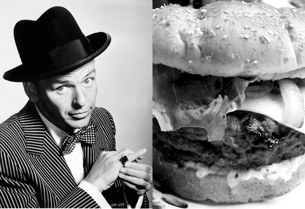 How To Make A F Ckin Frank Sinatra Burger