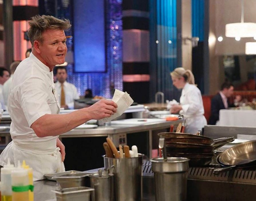 Gordon ramsay reveals the one thing he 39 ll never eat - Gordon ramsay shows ...