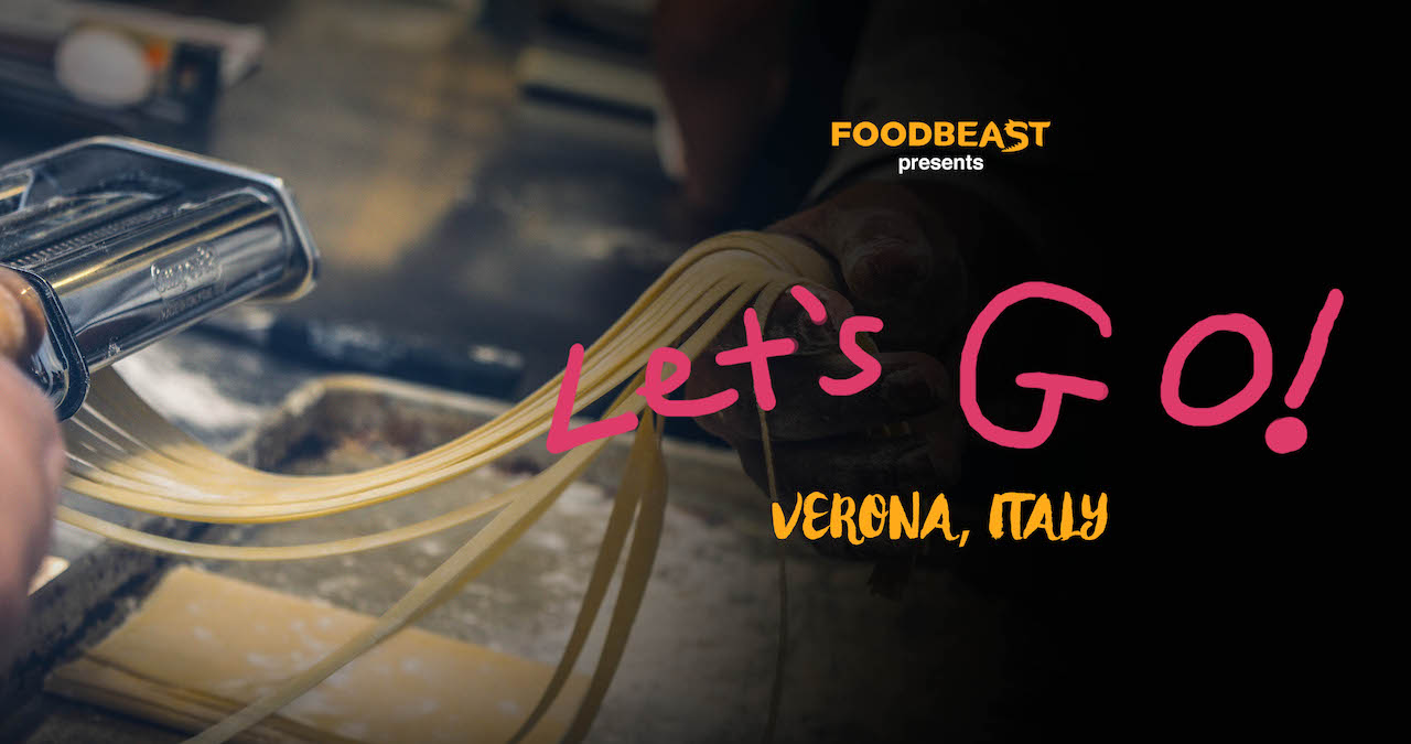 Foodbeast presents: Let's Go! - Verona, Italy