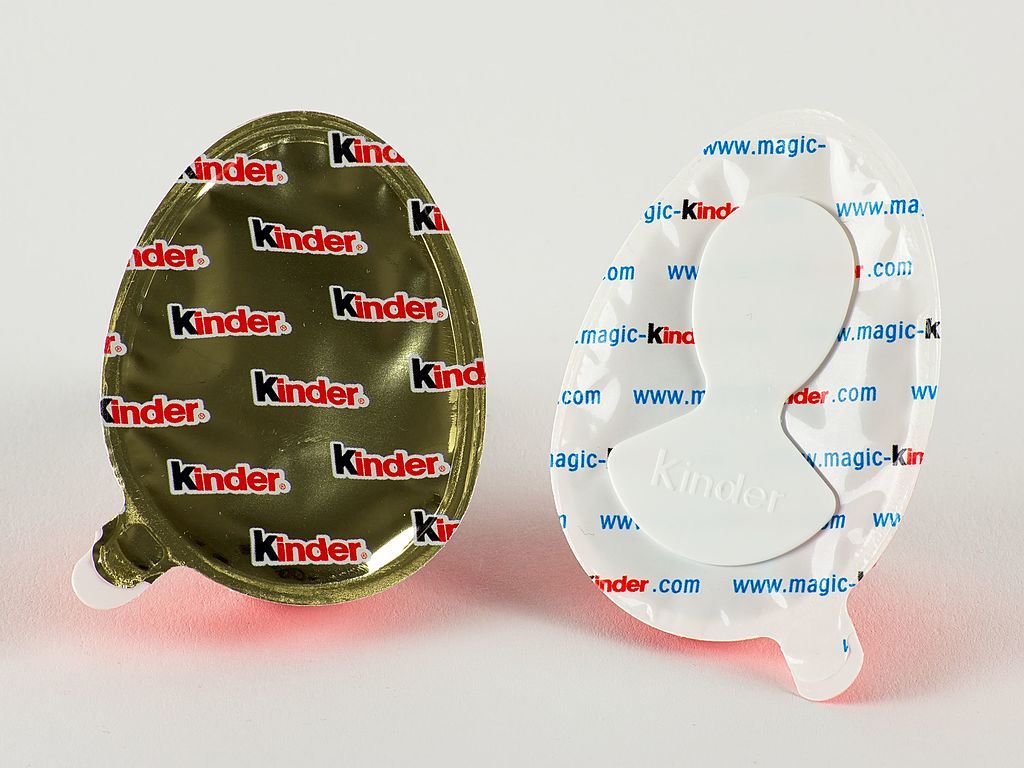 kinder eggs in u s business insider